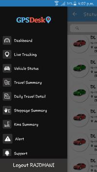 GPSDesk Track screenshot 1