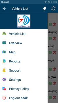 Navigex screenshot 1