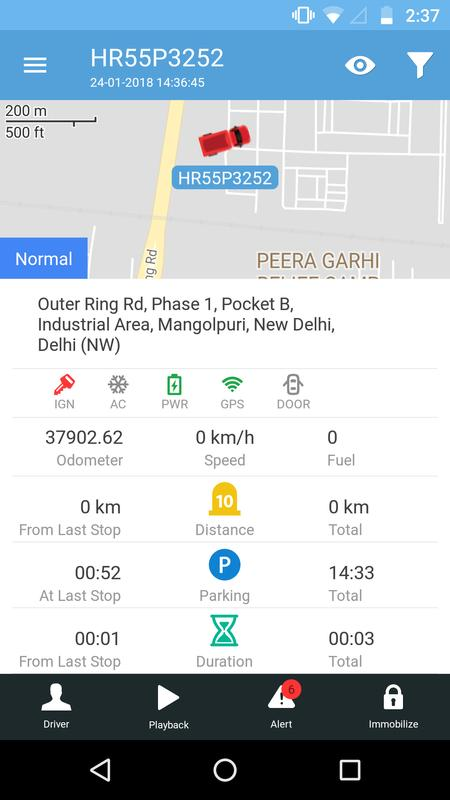 Pad Track Gps India For Android Apk Download