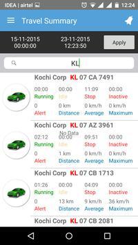 ACTECH VTS apk screenshot