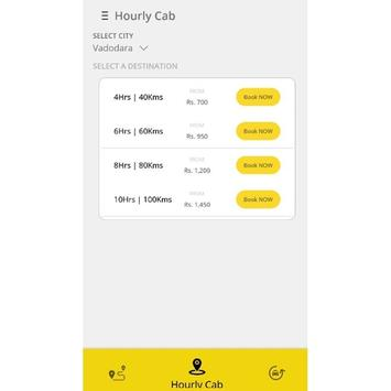 OneSided Cab apk screenshot