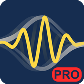 Advanced Spectrum Analyzer PRO icon