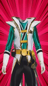 Hero Rangers Costume screenshot 2