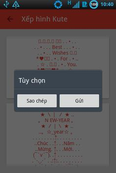 SMS Chúc Tết Bính Thân 2016 screenshot 4