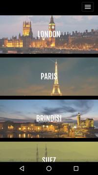 Aprende viajando por el mundo poster