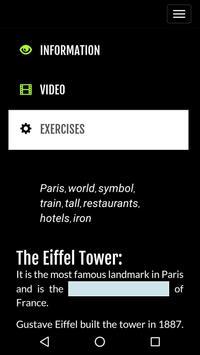 Aprende viajando por el mundo screenshot 1