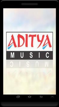 Aditya Music Beta Application poster
