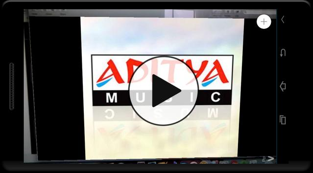 Aditya Music Beta Application screenshot 22