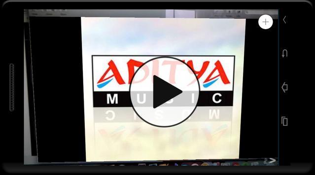 Aditya Music Beta Application screenshot 4