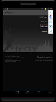 Aditya Music Beta Application screenshot 8
