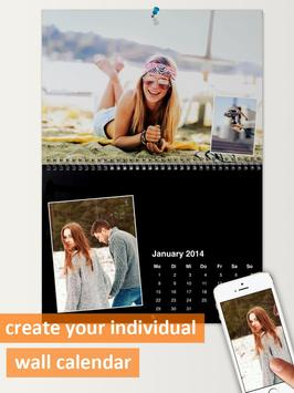 PhotoCal™ printed calendar apk screenshot