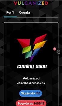 Vulcanized apk screenshot