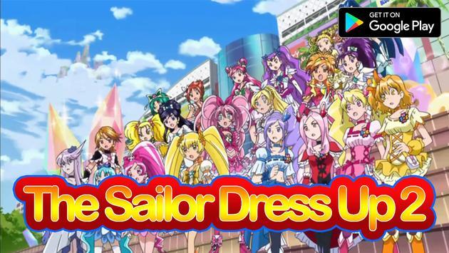 The Sailor Dress Up 2 screenshot 11