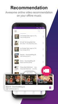 VuLiv Player- Videos & Music apk screenshot