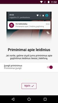 Vilnius University Library screenshot 6