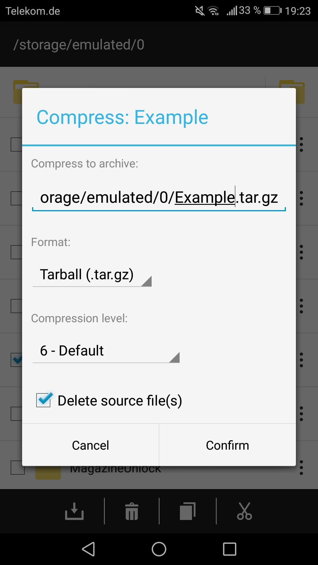 ZipZar - Gzip & Tar Extraction for Android - APK Download