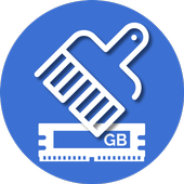 One Touch RAM Cleaner Widget icon