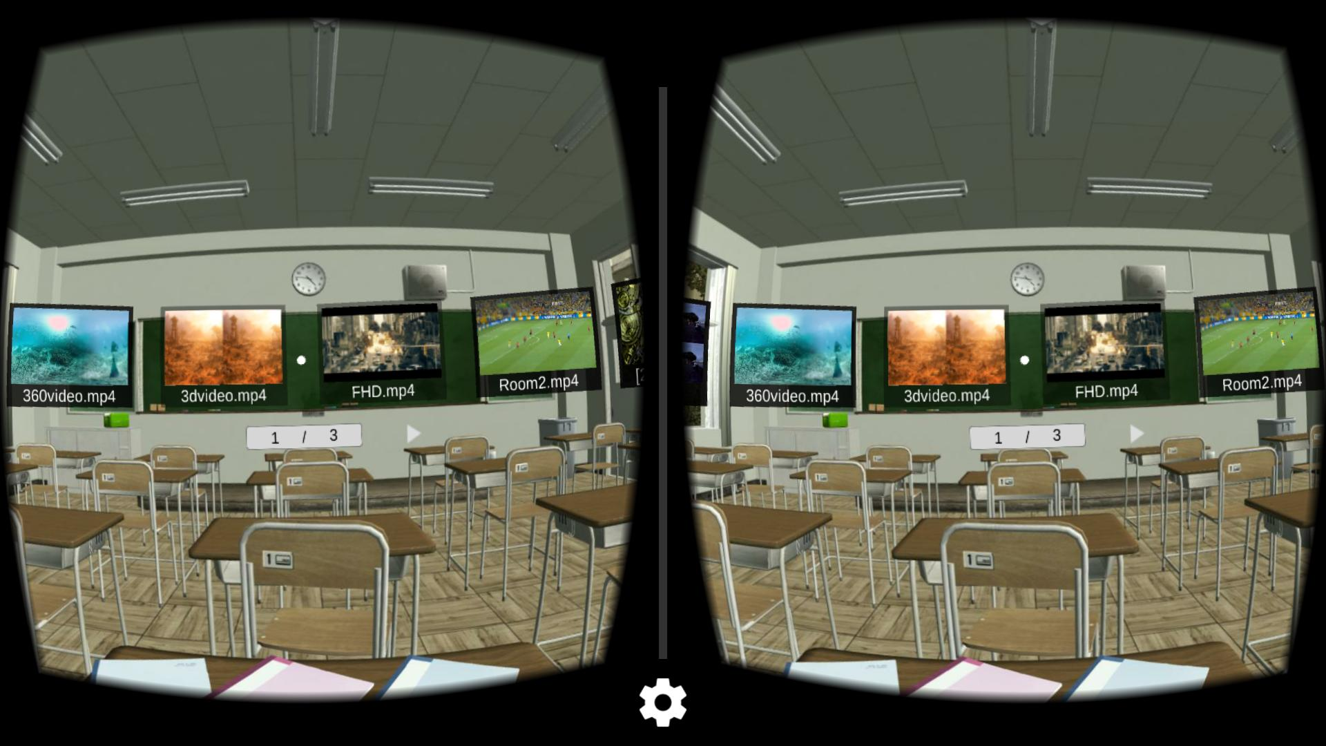 Vu 360 vr 360 video player for android apk download.