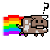 Flappy Nyan Cow icon