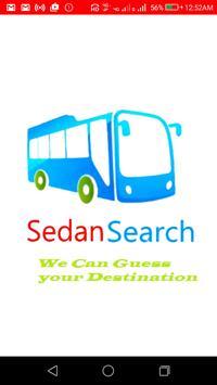 Sedan Search poster