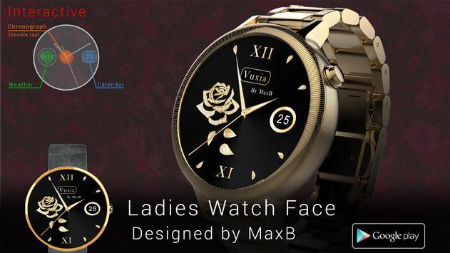 Ladies Watch Face apk screenshot