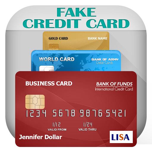 Fake Credit Card Maker Prank APK 7.7 für Android herunterladen