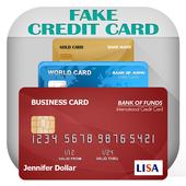 Fake Credit Card Maker Prank icon