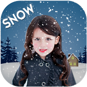 Install App android antagonis Snowfall Photo GIF APK best