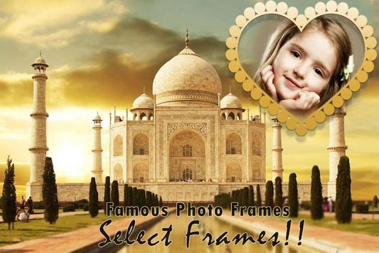 Famous Photo Frame apk screenshot