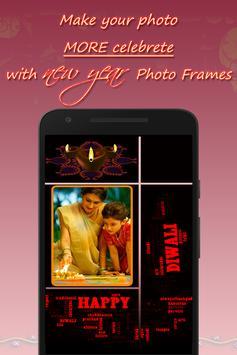 Happy New Year Photo Frame apk screenshot