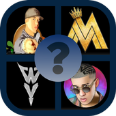 Guess the reggaeton song icon