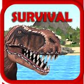 Survival: Dinosaur Island icon