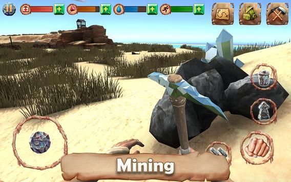 Survival: Dinosaur Island apk screenshot