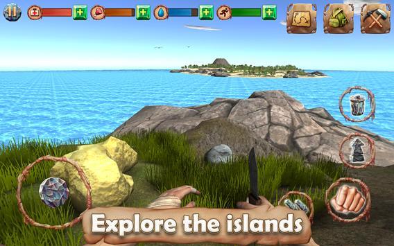 Survival: Dinosaur Island poster
