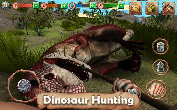 Survival: Dinosaur Island screenshot 1