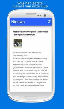 VV Scherpenzeel (VVS) screenshot 1