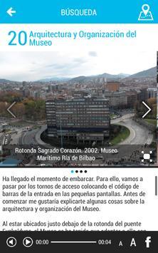 Maritime Museum Bilbao Guide screenshot 15