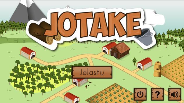 Jotake poster