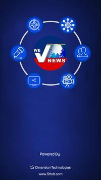 Vwe News poster
