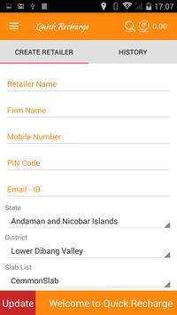 QR Group Recharge Services screenshot 4