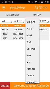 QR Group Recharge Services screenshot 2