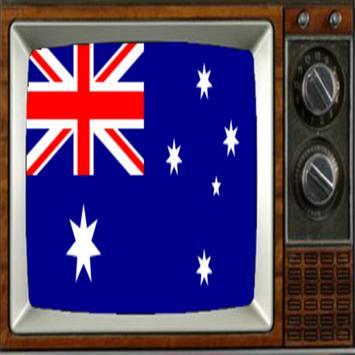 Satellite Australia Info TV poster