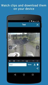 VXG Cloud Client 2.0 apk screenshot