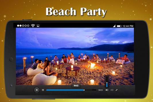 VX Video Player apk screenshot