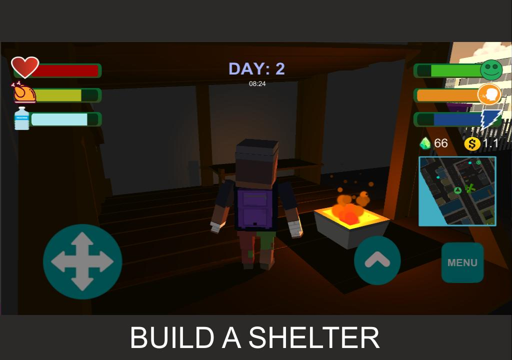 Hobo life simulator 2018 for Android - APK Download
