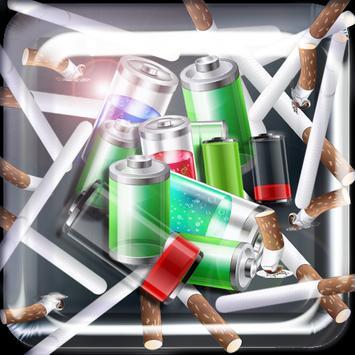 Cigarette Battery Widget screenshot 5