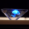 Vyomy 3D Hologram Projector icon