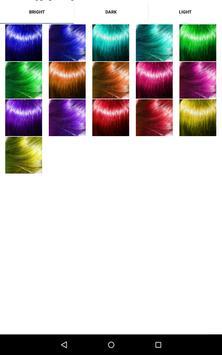 NiceHair - Hair Color Changer apk screenshot