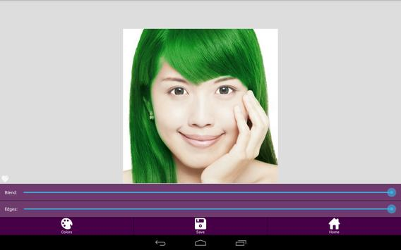 NiceHair Hair Color Changer APK Download Free Photography APP - Hair colour editor download