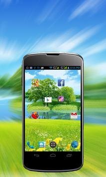 Transparent Screen Live Wallpaper & Launcher screenshot 3